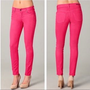 COH Thompson Skinny Ankle Jeans
